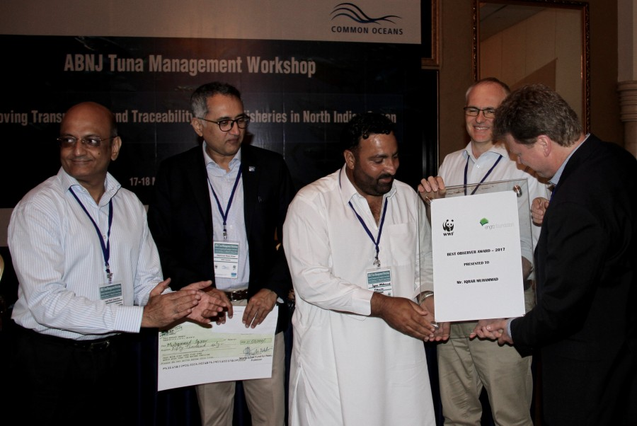 Fostering sustainable fishing in Pakistan