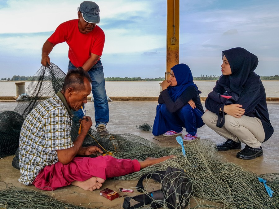 A Journey Back in Time with Malaysia's Fishers